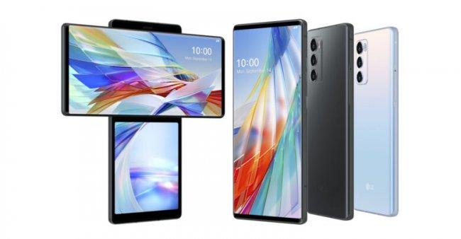 Снимки на LG Wing 5G Dual