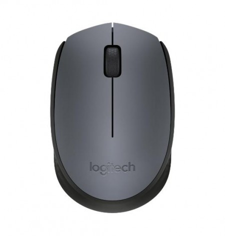 Мишка Logitech M170 Grey