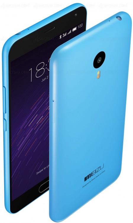 Meizu M2 Note Dual SIM Снимка