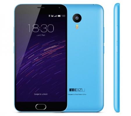 Meizu M2 Note Dual SIM Снимки