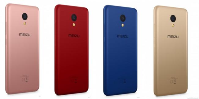 Снимки на Meizu M5c