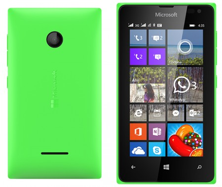 Цена Microsoft Lumia 435 Dual SIM
