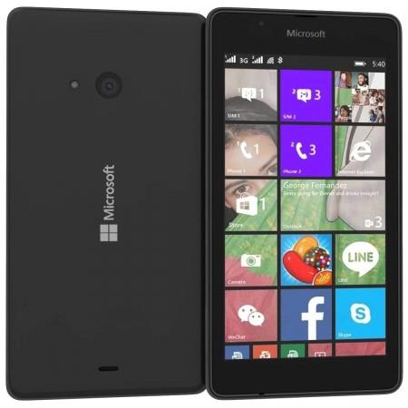 Смартфон Microsoft Lumia 540 Dual SIM
