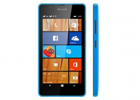 Цена Microsoft Lumia 540 Dual SIM