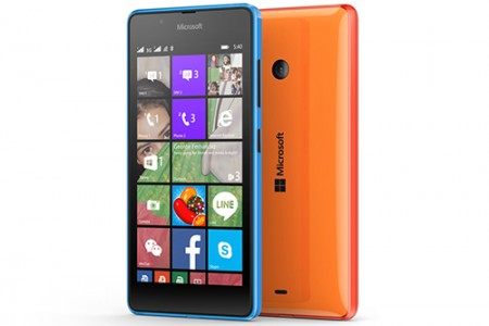 Снимки на Microsoft Lumia 540 Dual SIM