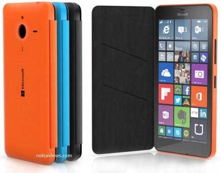 Калъф за Microsoft Lumia 640 CC-3089 Flip Cover