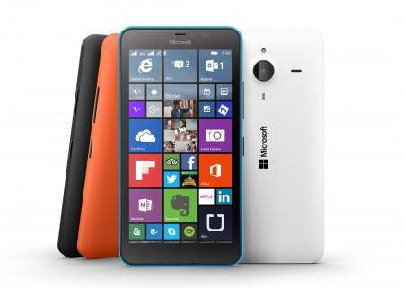 Смартфон Microsoft Lumia 640 XL LTE Dual SIM
