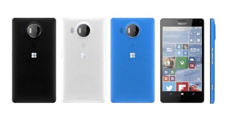Цена Microsoft Lumia 950