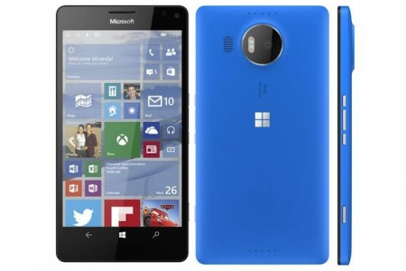 Снимка на Microsoft Lumia 950 XL