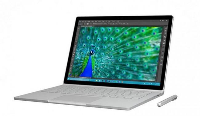 Таблет Microsoft Surface Book i7 1TB (16GB RAM)
