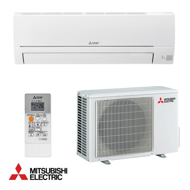 Климатик Mitsubishi Electric MSZ-HR50VF/MUZ-HR50VF