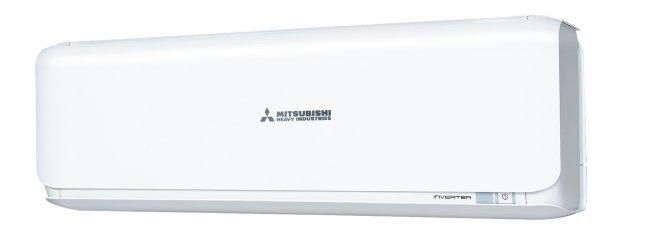 Климатик Mitsubishi Heavy SRK25ZSX-W вътрешно тяло