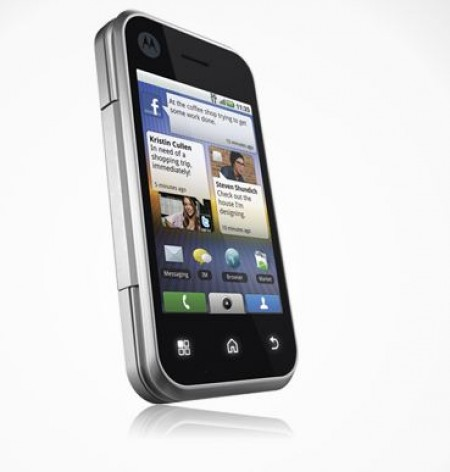 GSM Motorola BackFlip MB300