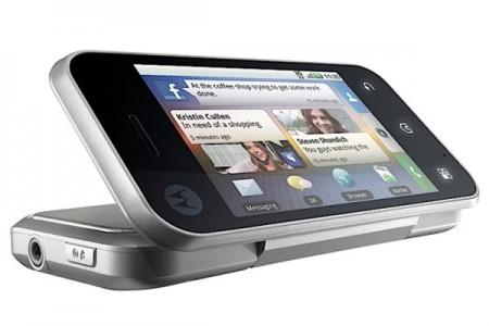 Цена на Motorola BackFlip MB300