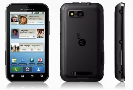 Motorola Defy + MB526