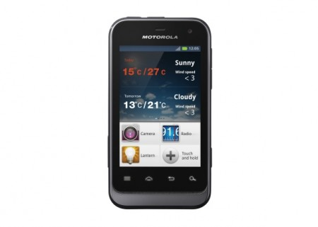 GSM Motorola Defy Mini XT320