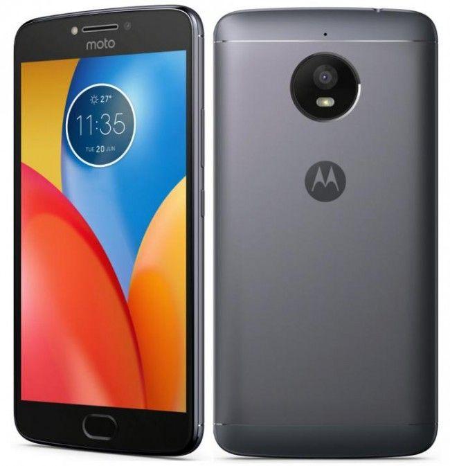 Смартфон Motorola E4 Plus XT1771