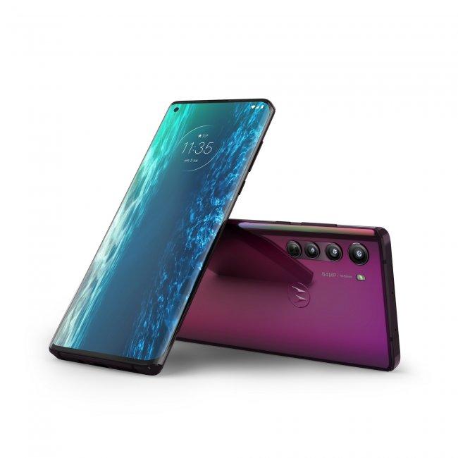 Смартфон Motorola Edge Lite