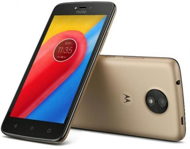 Цена на Motorola Moto C Plus XT1723 Dual SIM
