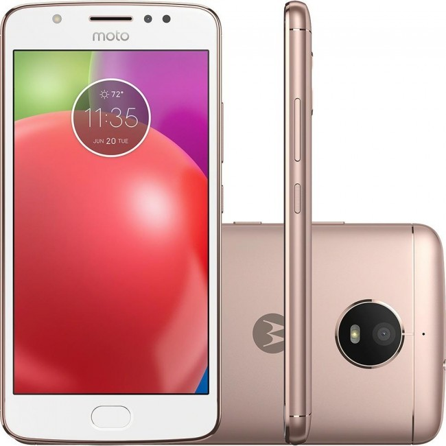 Снимка на Motorola Moto E4 XT1761