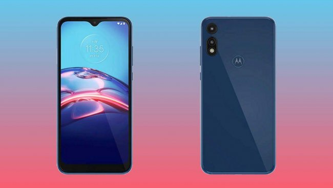 Смартфон Motorola Moto E7 Plus DUAL