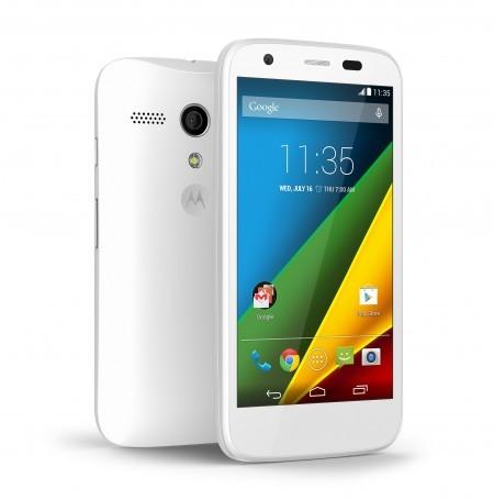 Смартфон Motorola Moto G 2014 2nd Generation Dual SIM XT1068