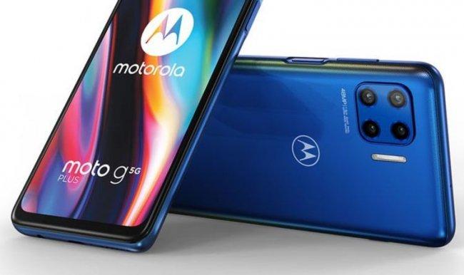 Смартфон Motorola Moto G 5G Plus