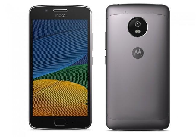 Motorola Moto G5 Dual XT1676