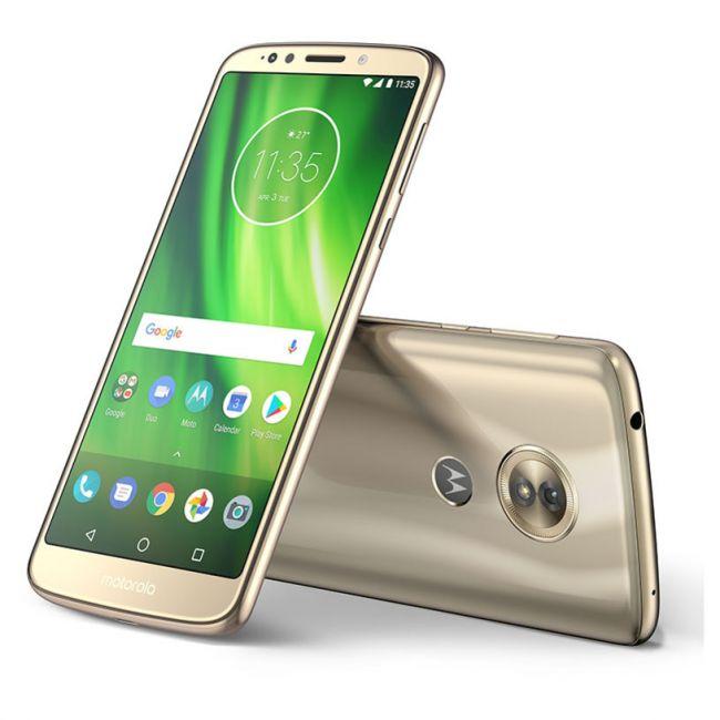 Снимка на Motorola Moto G6 Play