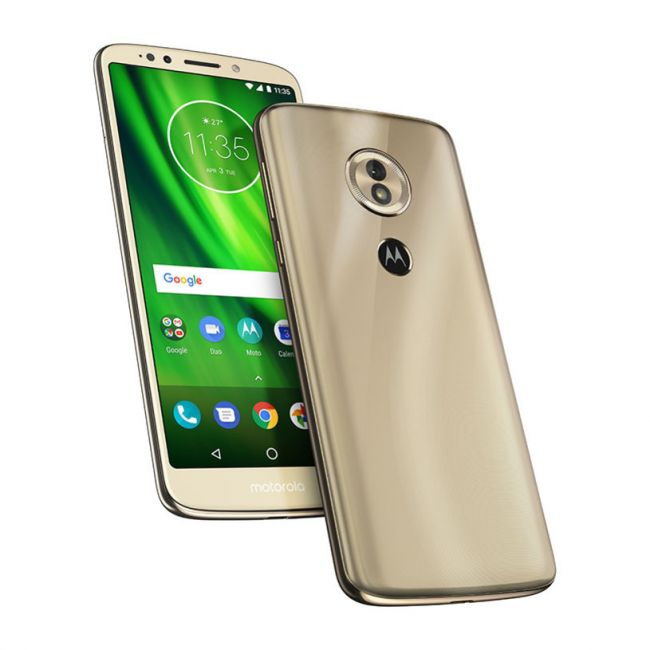 Motorola Moto G6 Play Снимка