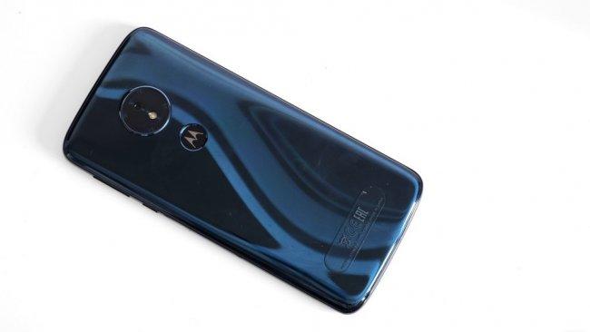 Motorola Moto G6 Play Снимки