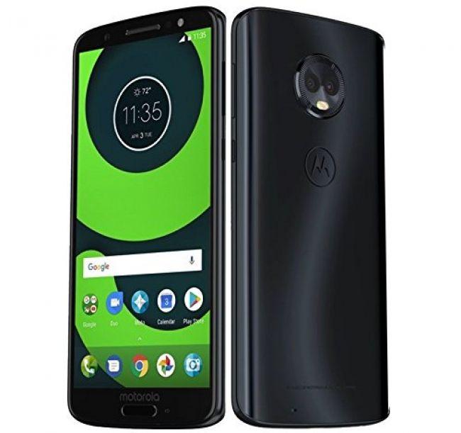 Motorola Moto G6 Plus Dualsim