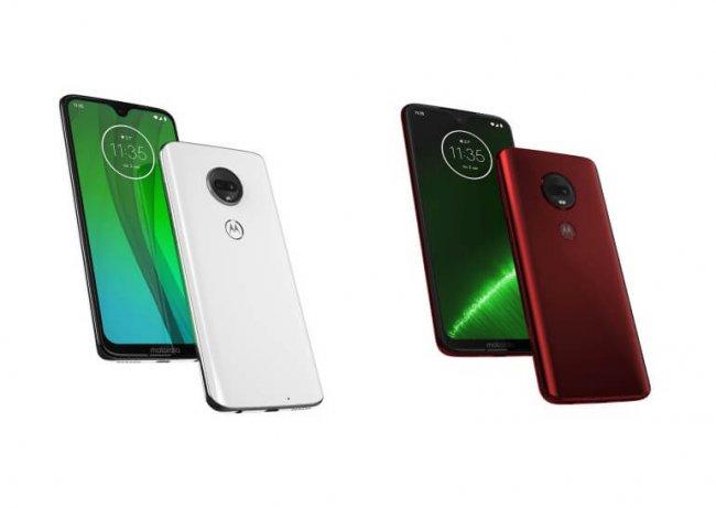 Снимка на Motorola Moto G7 DUAL