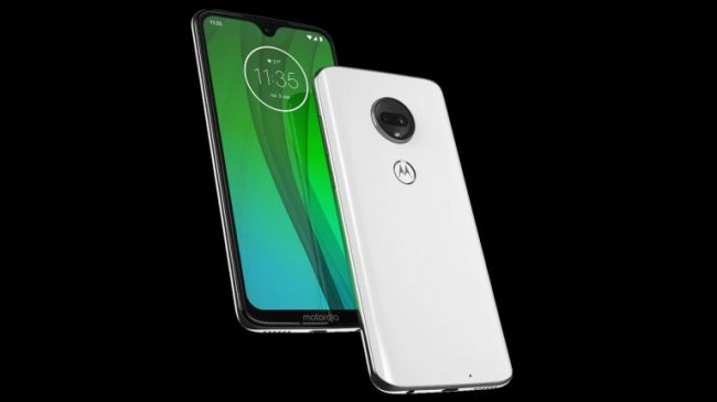 Motorola Moto G7 DUAL Снимка