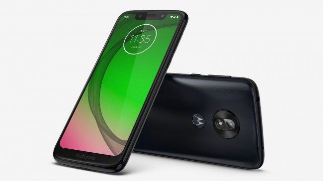 Смартфон Motorola Moto G7 Plus Dual