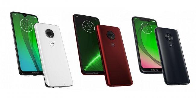 Цена Motorola Moto G7 Plus Dual