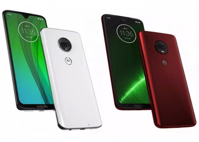 Цена на Motorola Moto G7 Power Dual