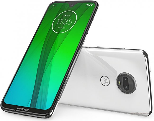 Снимки на Motorola Moto G7 Power Dual