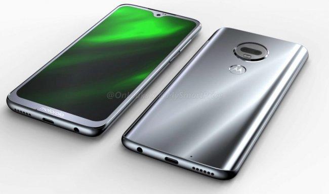 Снимка на Motorola Moto G7 Power Dual