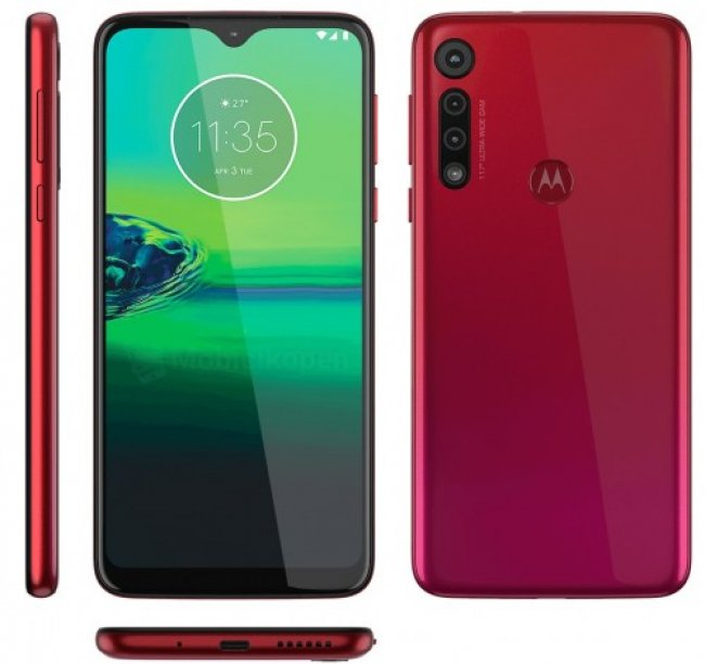 Motorola Moto G8 Play Dual