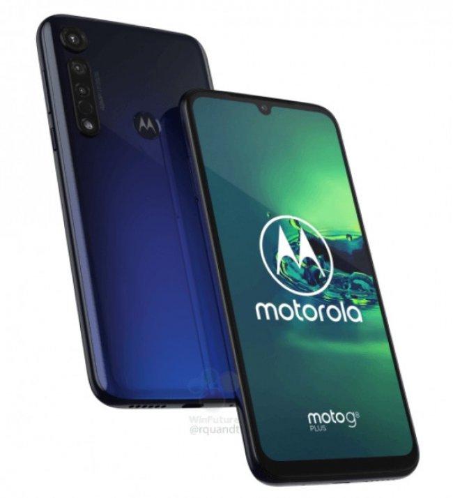 Цена на Motorola Moto G8 Plus Dual