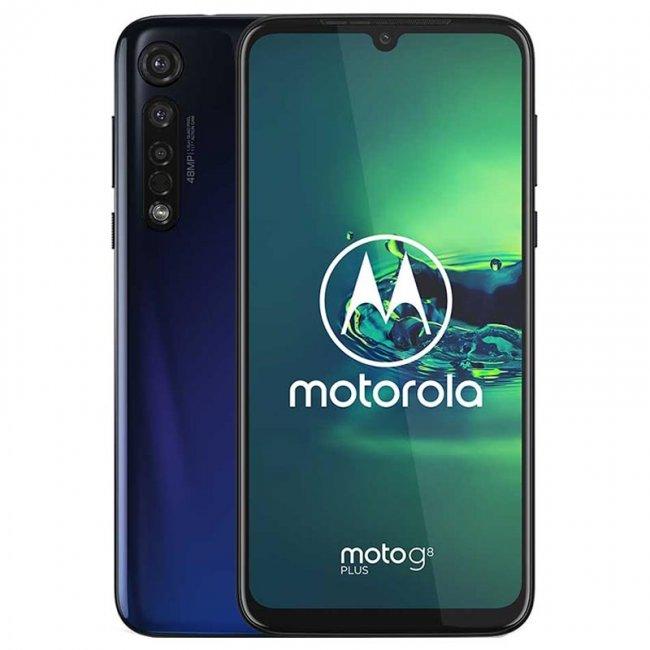 Цена Motorola Moto G8 Plus Dual