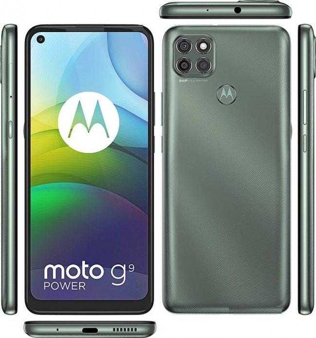 Смартфон Motorola Moto G9 Power