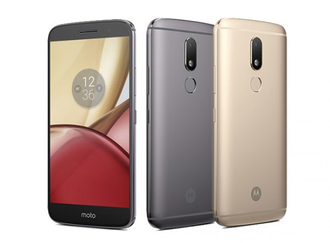 Motorola Moto M XT1663 Dual SIM