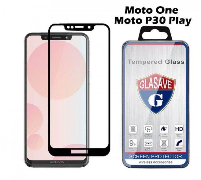 Стъклен Протектор за мобилен телефон Motorola Moto P30 Play/Moto One стъклен протектор