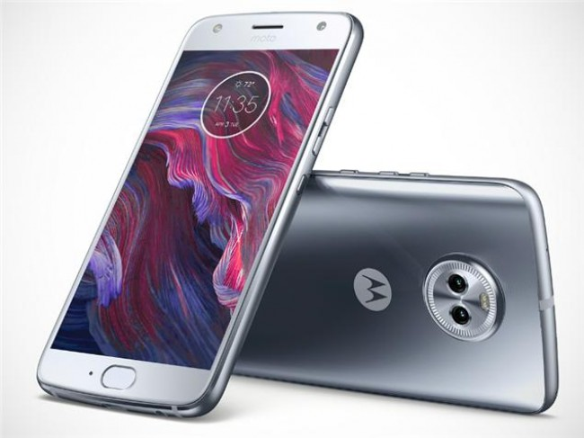 Motorola Moto X4 Dual SIM XT1900