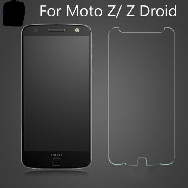 Протектор Motorola Moto Z / XT 1650 закален стъклен протектор
