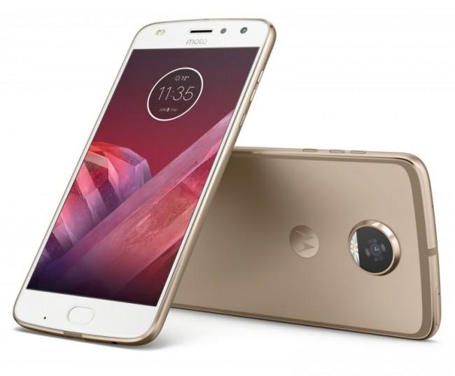 Снимка на Motorola Moto Z2 Play