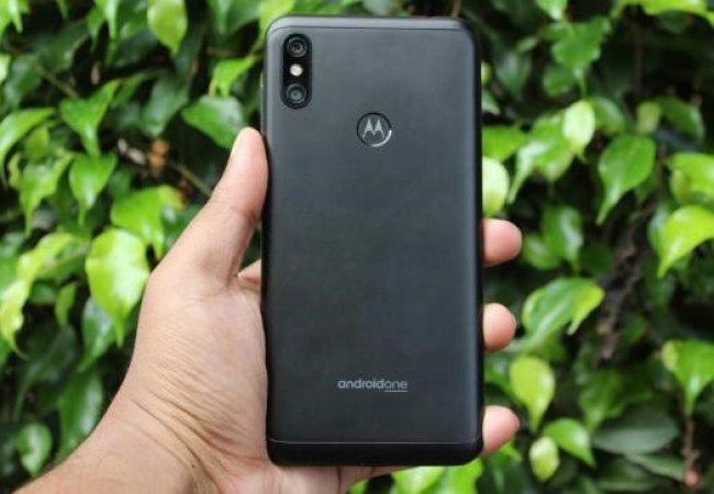 Цена Motorola One Power