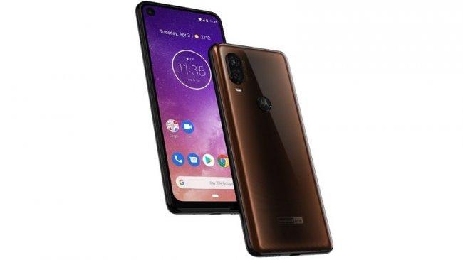 Снимки на Motorola One Vision